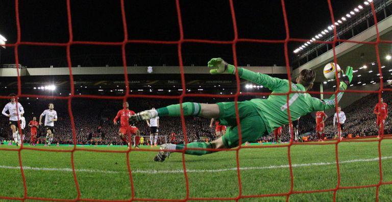 De Gea salva o Manchester.