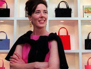 Kate Spade popularizou as bolsas com alergia ao tédio nos anos 90.