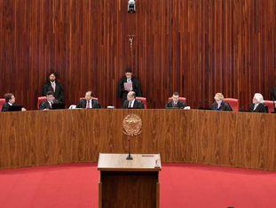 O Tribunal Superior Eleitoral nesta quinta-feira, terceiro dia do julgamento da chapa Dilma-Temer.