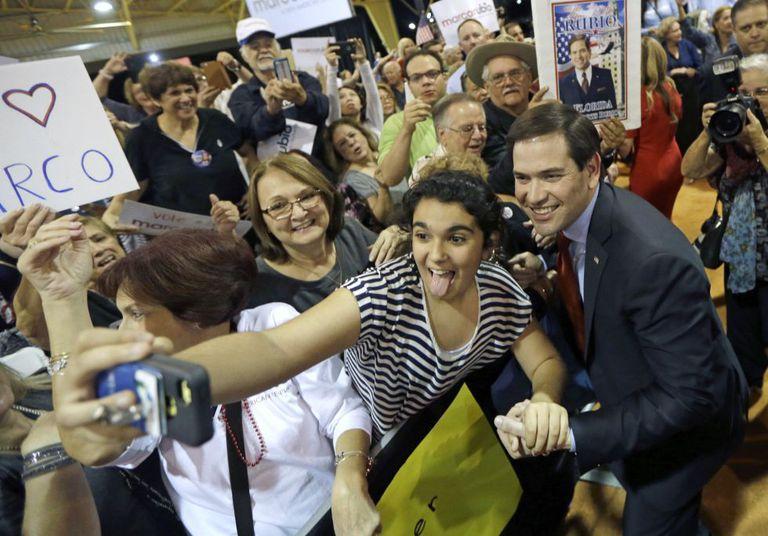 Marco Rubio decide seu futuro nas primárias da Flórida, em 15 de março.