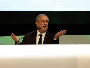 O pré-candidato Ciro Gomes (PDT).