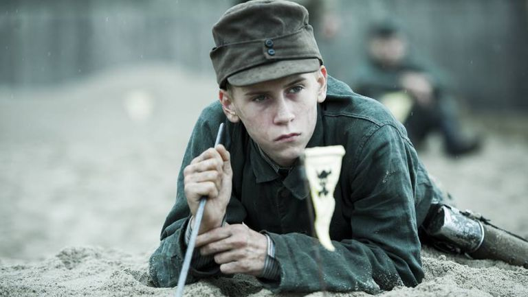 Fotograma de 'Land of Mine'.