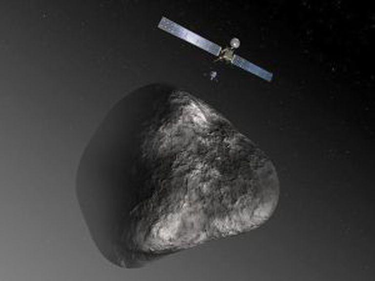 Rosetta.