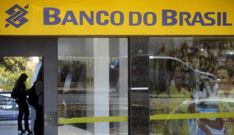 Agência do Banco do Brasil.