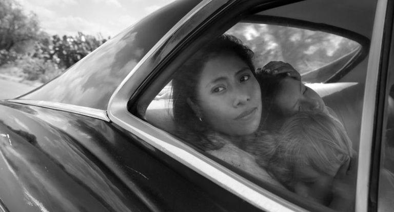 Imagem do filme 'Roma'.