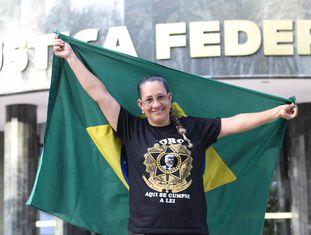 Elizethe Sousa, diante da Justiça Federal do Paraná.