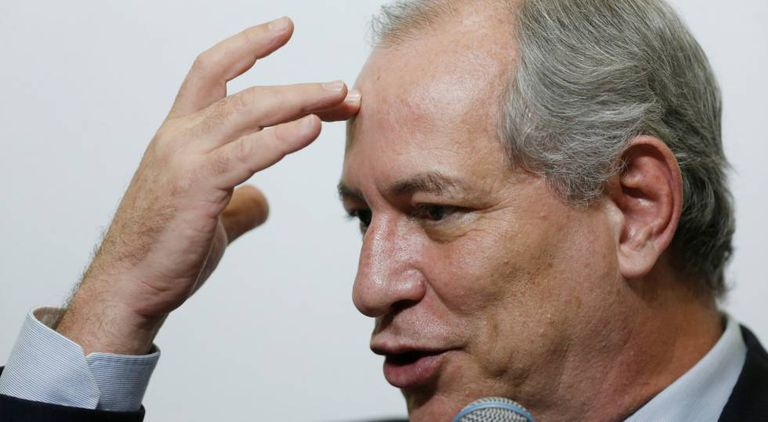 Ciro Gomes, do PDT.