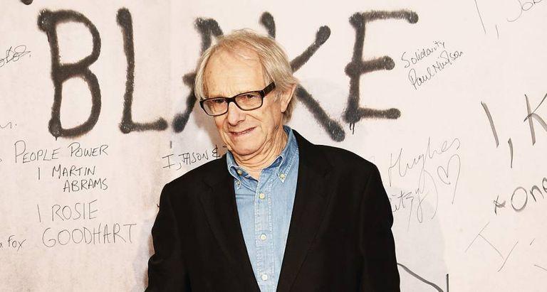 O diretor Ken Loach em Londres.