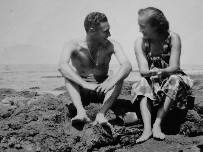 Ernesto García e Juana Rosa Hernández