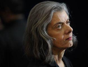A presidenta do STF, Cármen Lúcia.