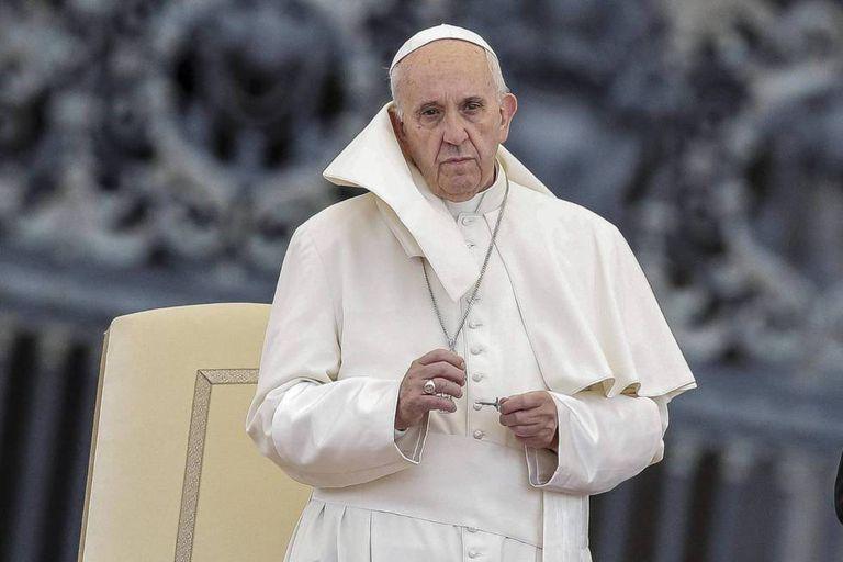 O Papa na Praça de São Pedro