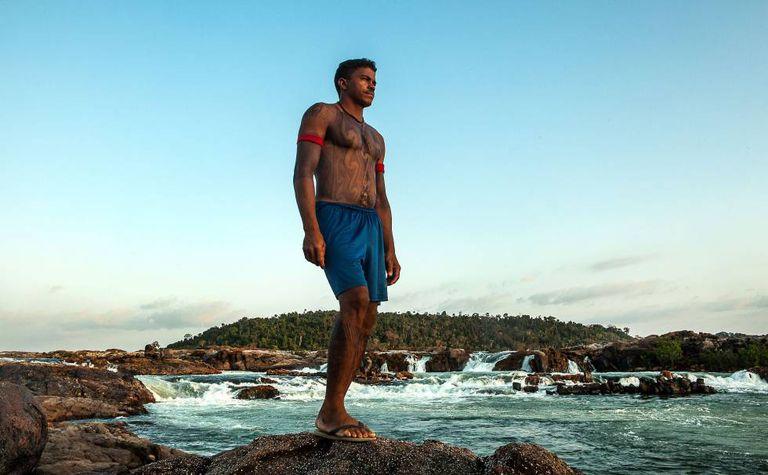 """Resultado de imagem para """"A notícia é esta: o Xingu vai morrer"""""""