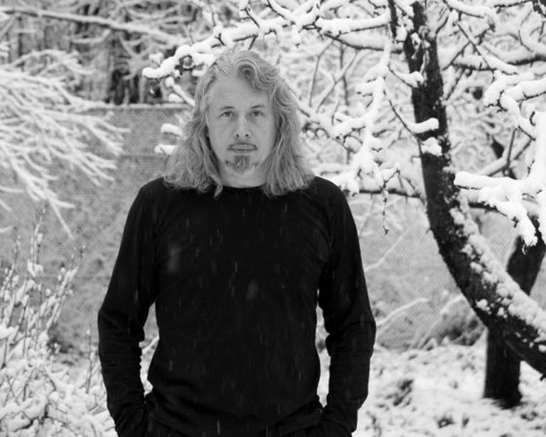 O escritor russo Vladimír Sorókin.
