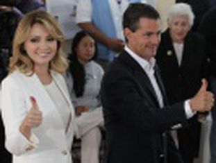 O PRI, do presidente Peña Nieto, pode controlar a Câmara dos Deputados com a maioria simples. A esquerda termina fraturada