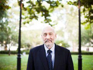 O professor de Economia, Joseph Stiglitz, no campus da Universidade de Columbia, em Nova York.