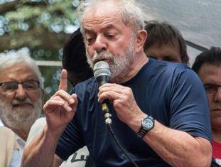 """Lula se despede com duríssimos ataques contra juízes, promotores e meios de comunicação  """"Vou provar que foram eles que cometeram crime"""""""