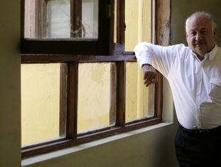 Guillermo Tellier, presidente do PC chileno.