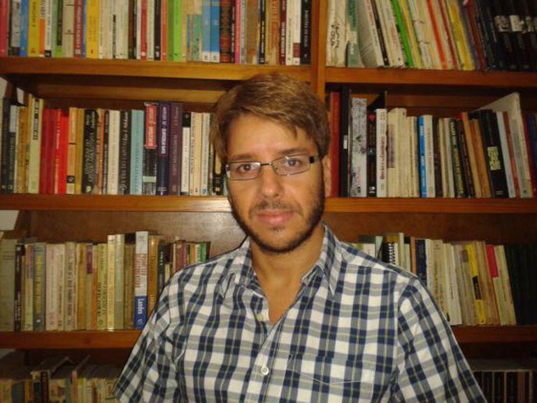O professor Pedro Henrique Pedreira Campos.