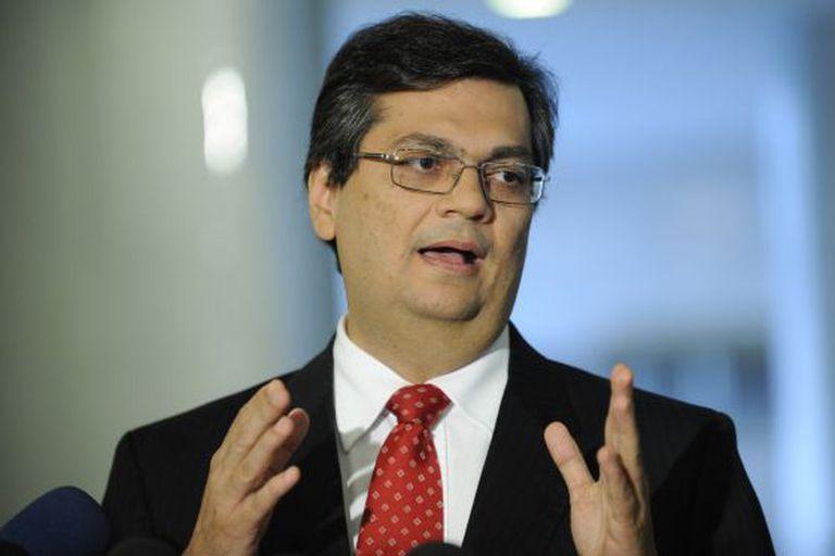 O governador do Maranhão Flávio Dino.