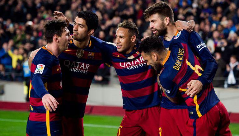 Barcelona sofreu para bater o Athletic.