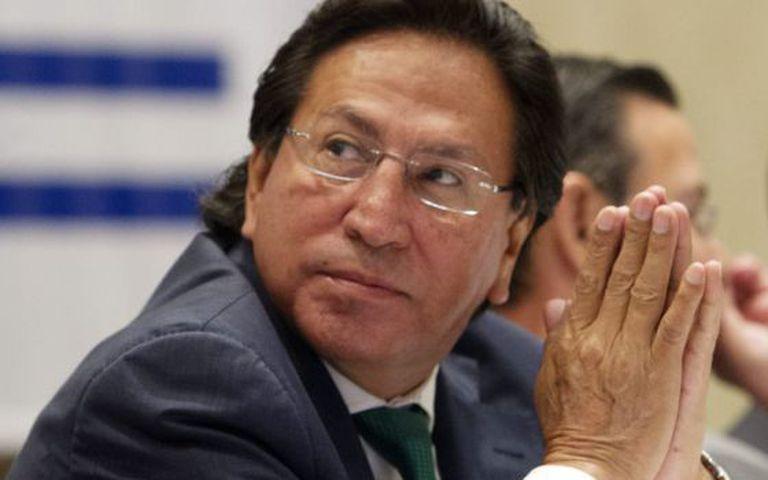 O ex-presidente peruano Alejandro Toledo