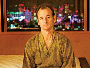 Fotograma do filme 'Lost in Translation'.