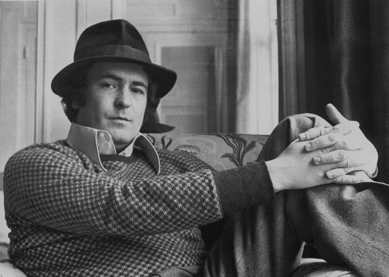 Bertolucci, na apresentação em Londres de 'O último tango em Paris', em 14 de março de 1973.