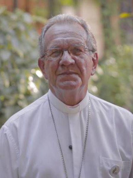 O bispo de São Gabriel da Cachoeira, Edson Damián.