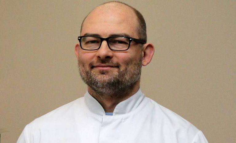 O biólogo molecular russo Denis Rebrikov.