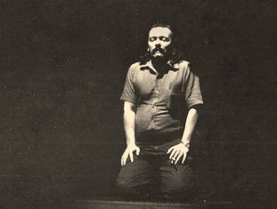 Gianfrancesco Guarnieri, em peça