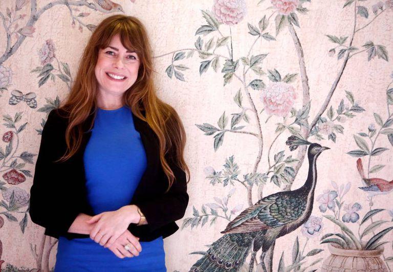 A escritora Kate Bolick, em Madri.