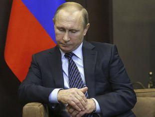 Vladimir Putin, nesta terça-feira em Sochi.