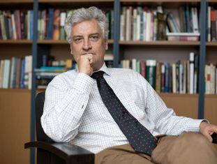 O professor Oscar Vilhena.