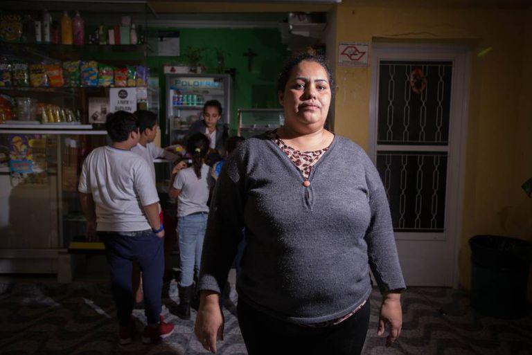 Jovina Costa, moradora de Capela do Socorro.