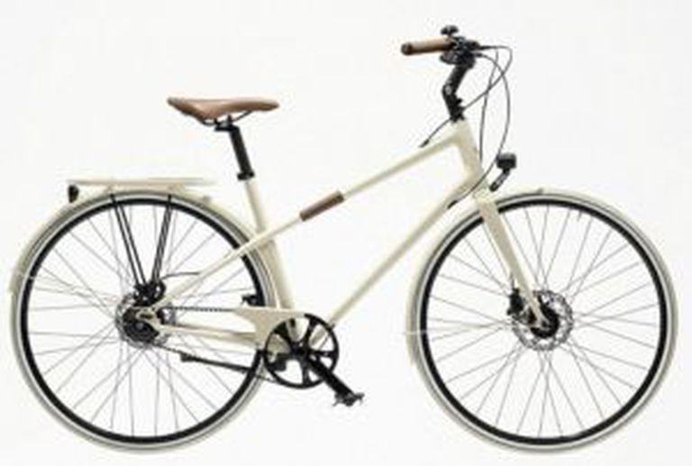 Flâneur, a proposta de duas rodas da Hermès.