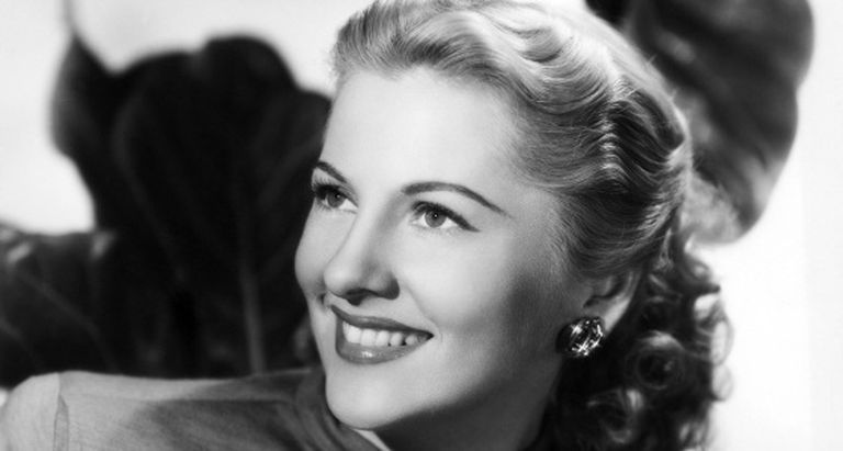 Joan Fontaine numa imagem de 1948.