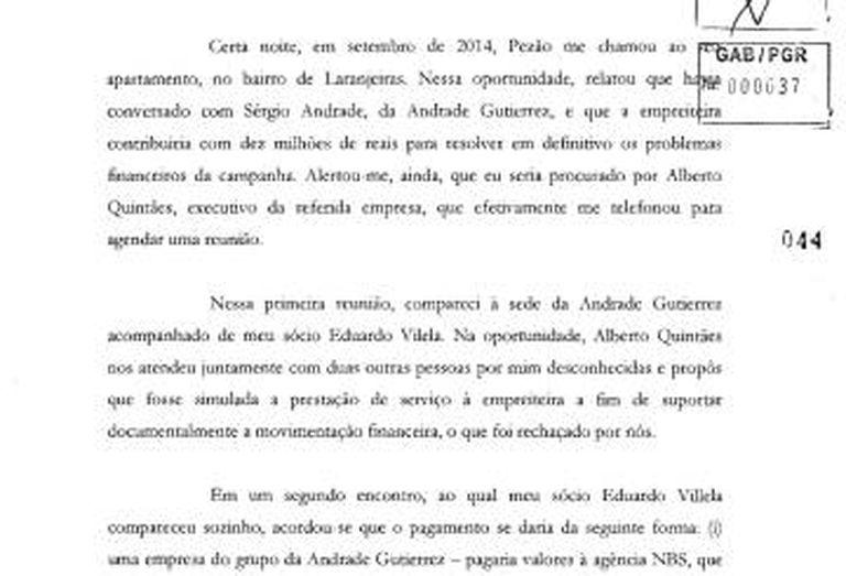 Em proposta de delação, marqueteiro narra como recebeu pagamento dissimulado para ajudar Pezão