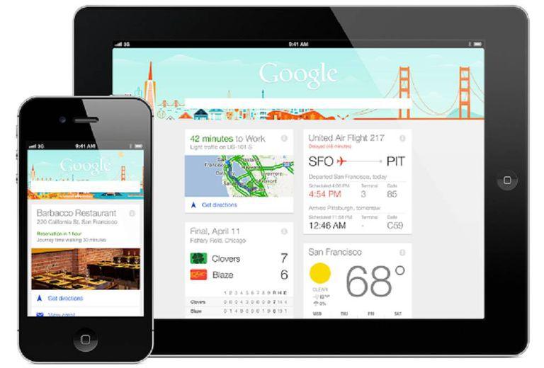 O Google Now oferece um conteúdo semelhante àquele que o Google irá acrescentar ao seu buscador