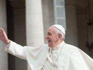 O Papa Francisco na última quarta, no Vaticano.