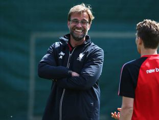 Jurgen Klopp, treinador do Liverpool.