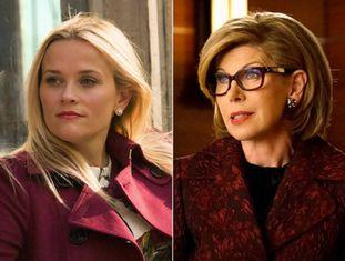 Madeleine Mackenzie e Diane Lockhart, dois exemplos de personagens que são fêmeas-alfa