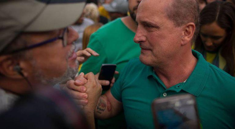 Onyx Lorenzoni, apontado como ministro da Casa Civil de Bolsonaro.