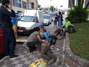Moradores de rua foram encontrados mortos em Barueri.