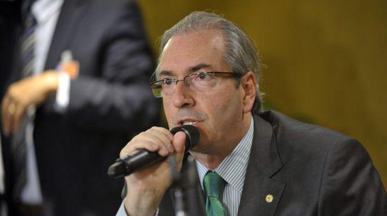 Cunha atraiu bancadas conservadoras da Câmara.