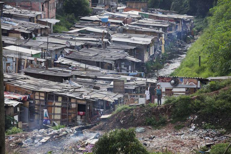 Favela Rica Favela Pobre Estudo Mostra As Desigualdades