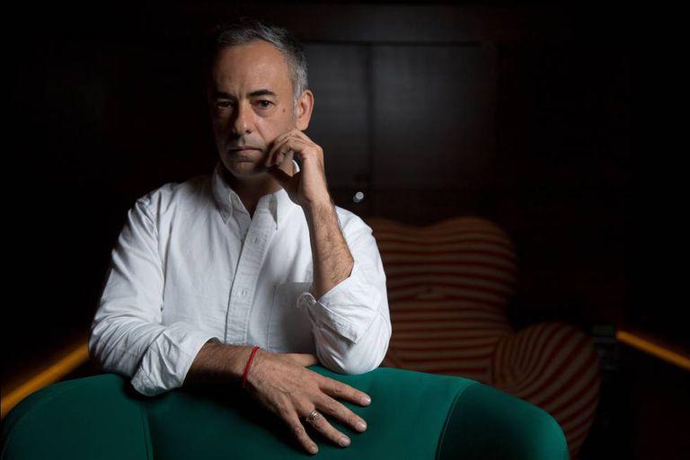 Francisco Costa, diretor de criação da Calvin Klein.
