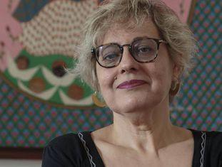 A escritora Isabela Figueiredo.