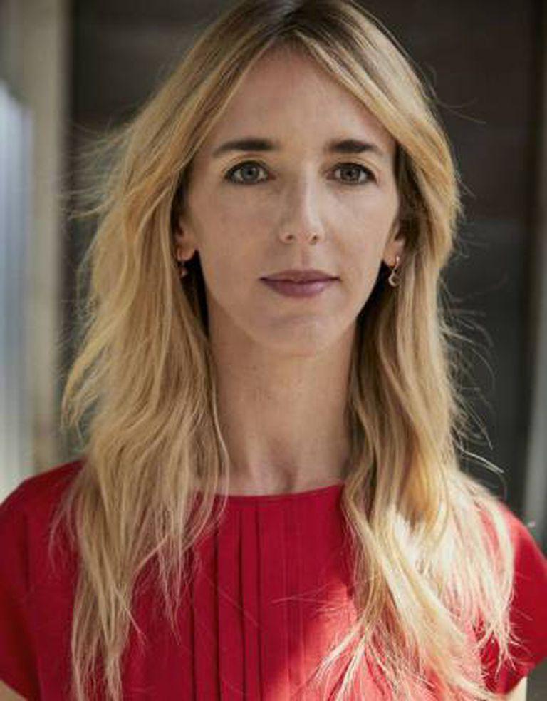 Cayetana Álvarez de Toledo, candidata do PP por Barcelona e nas últimas eleições gerais, eleitora do Cidadãos.