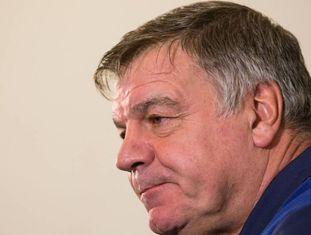 Sam Allardyce, treinador da seleção inglesa de futebol.
