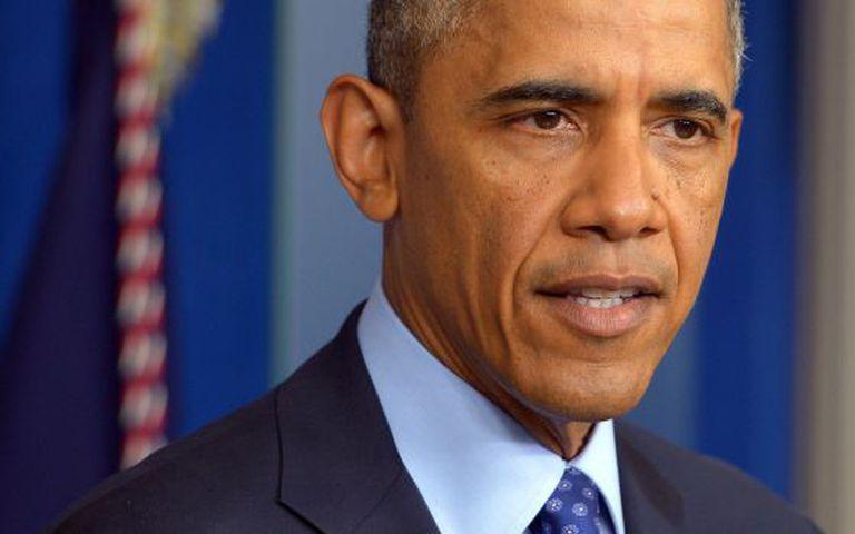 O presidente Obama comunica sua decisão.